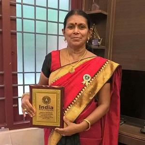 Lekha Radhakrishnan