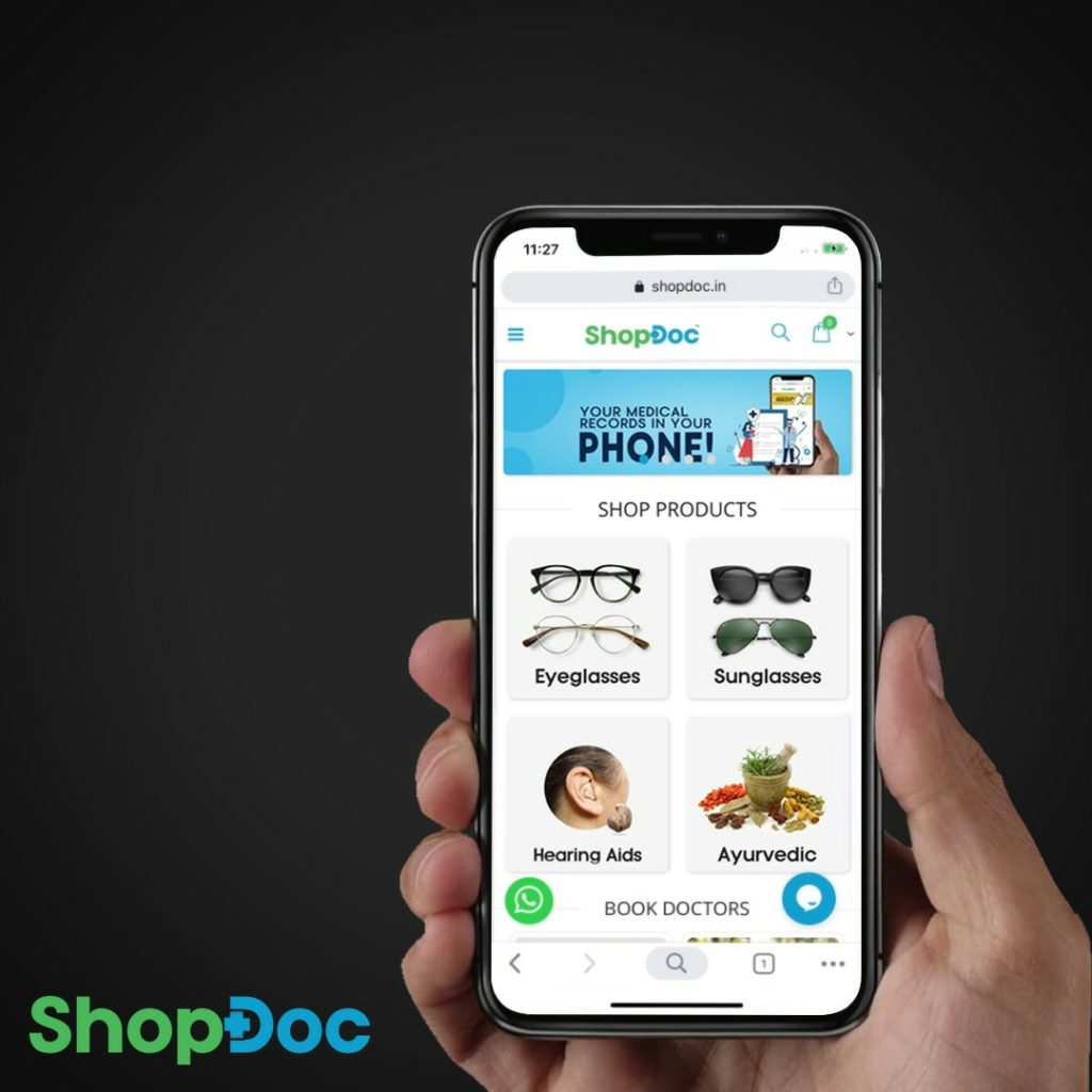 ShopDoc Healthcare Super App