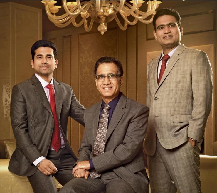 The Kalyan Family